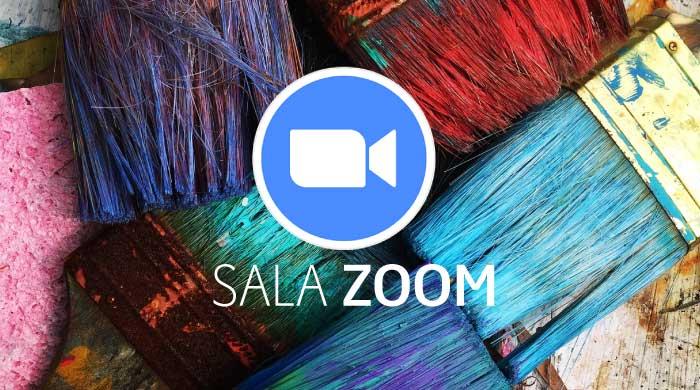 Ingreso a Sala Zoom – Escuela Virtual de Colores
